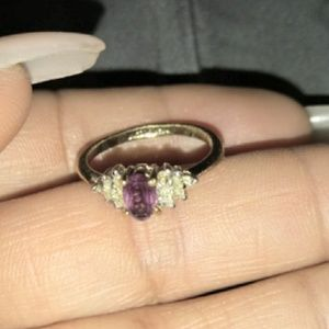 Gorgeous Vintage  Gold Ring